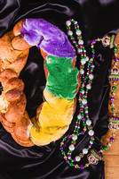 King Cake Ticket High Res